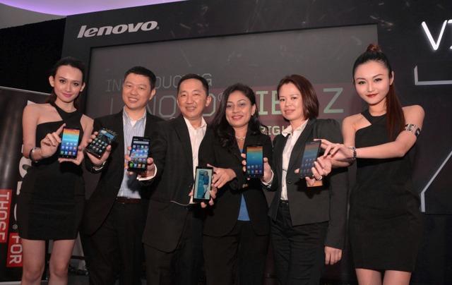 Lenovo Vibe Z Launch - Photo 1