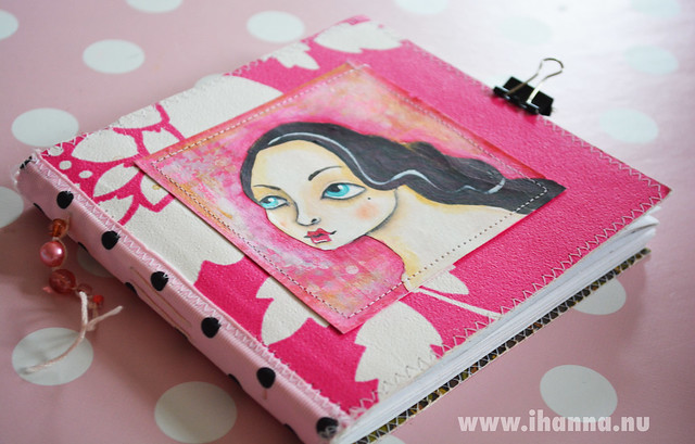 Pink Sketchbook