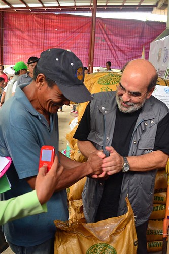 FAO Director-General visit to Tacloban - Philippines