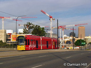 Flexity Classic 109, Port Road