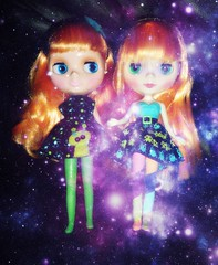 Blythes in Space!