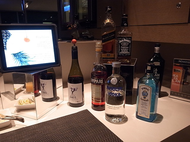 <p>アルコール類</p>
