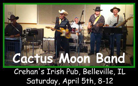 Cactus Moon Band 4-5-14