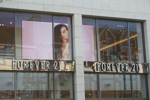 Forever 21 Antwerp