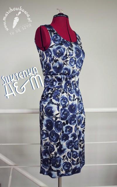H&M dress, F/W 2009
