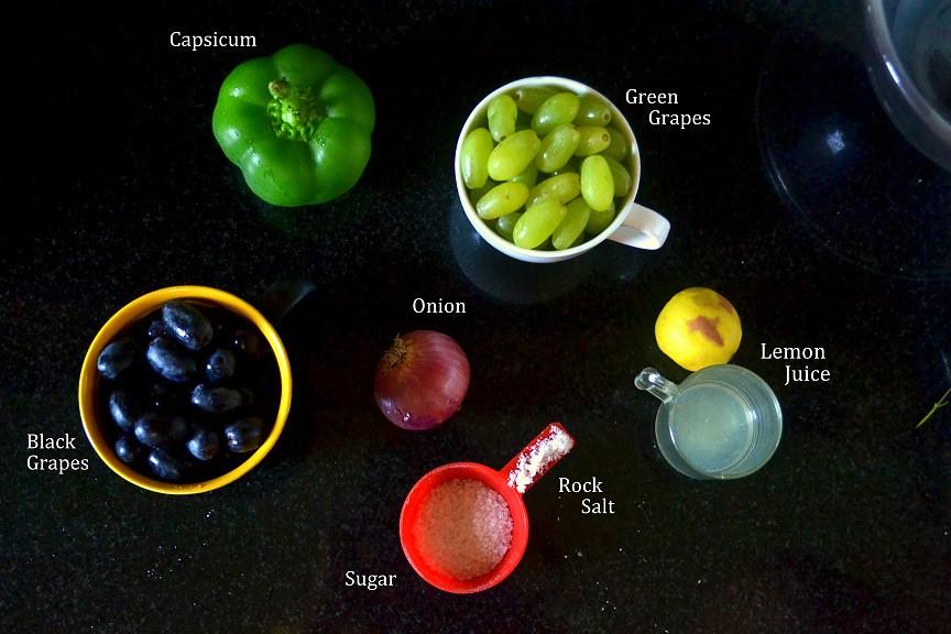 Grape Summer Salad