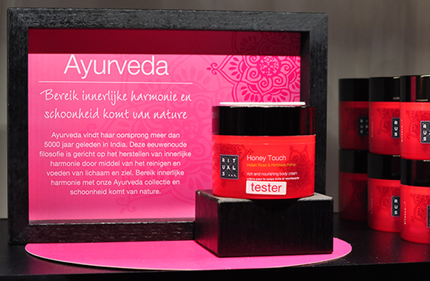 stylelab beauty blog rituals new products spring 2014 Ayurveda