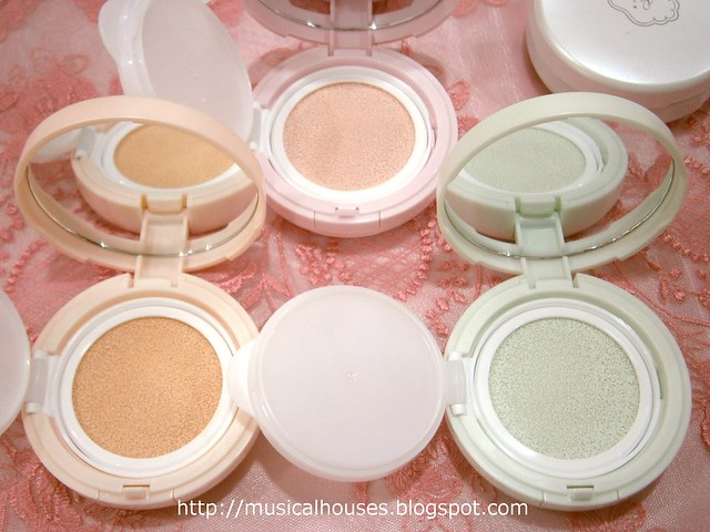 Etude House Precious Mineral Magic Any Cushion Sponge