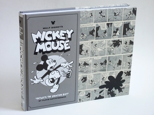 Mickey Mouse Vol. 5 cover photo