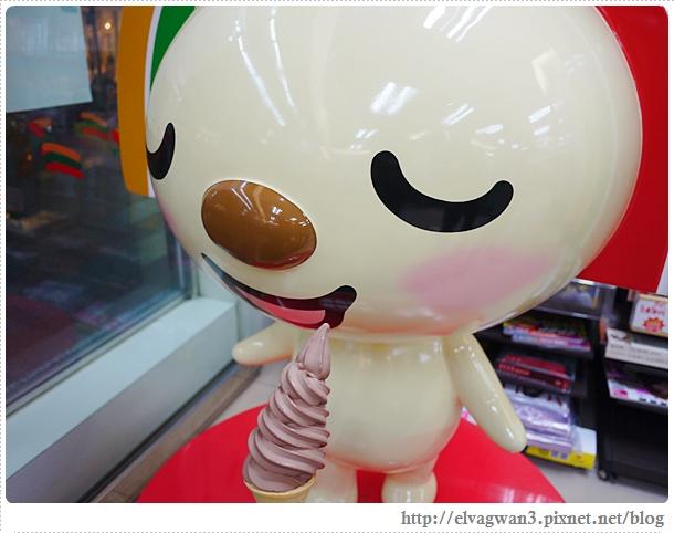 [7-11]  北海道霜淇淋–比利時巧克力風味濃郁上市(內有門市連結)