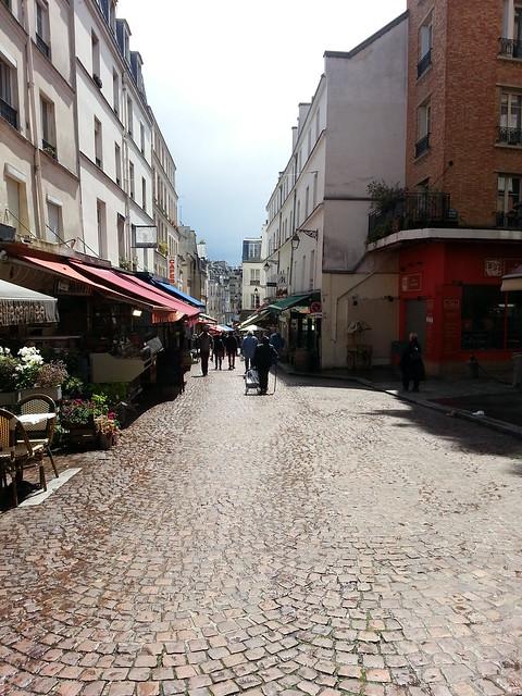 Dose café,  Paris.