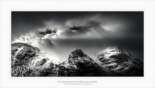The Three Sisters of Glencoe (Explored #4 07/02/2015)