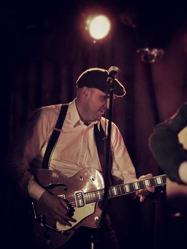 Hillbilly Blues Company - Harry