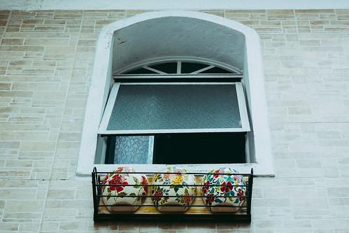 just because I love adorned windows
