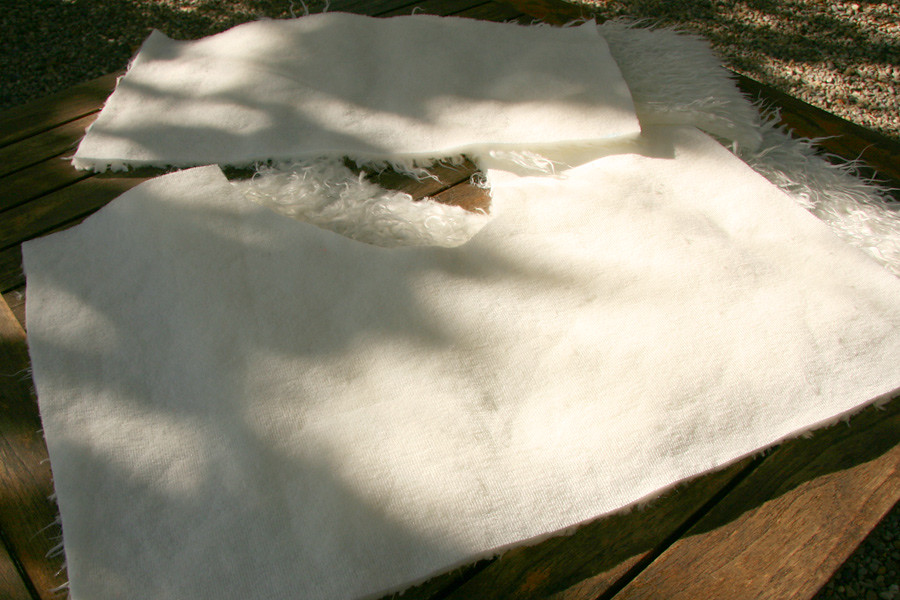 Tuto couture - bouillotte en graines de lin pour les cervicales - Etape 18