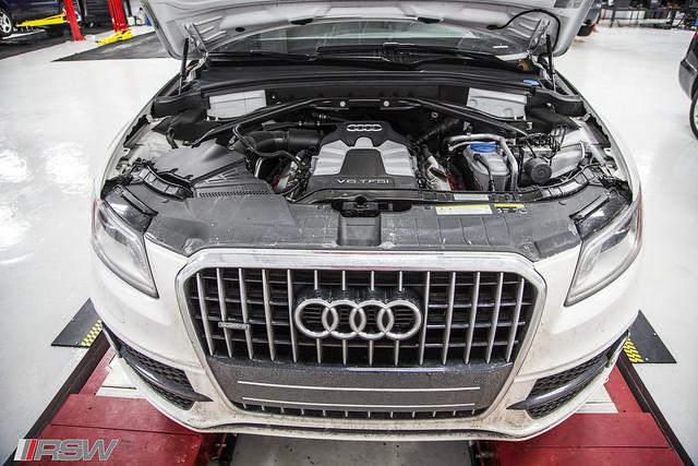Audi A6 Allroad C6 2.7 TDI quattro Variant1 Genuine Fram Engine Oil Filter