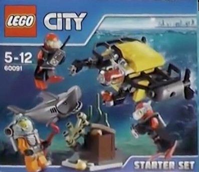 LEGO City Deep Sea 60091