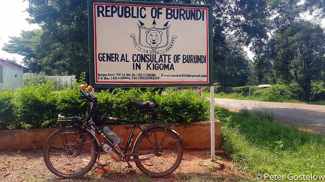 Burundian Consulate in Kigoma