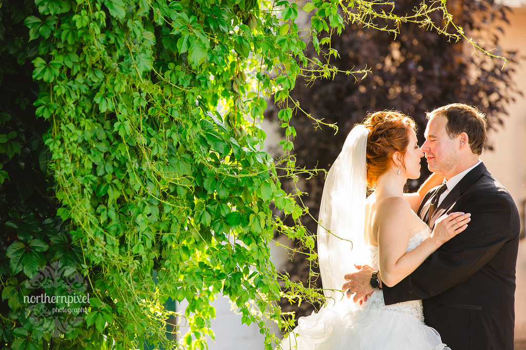 Kendra & Jarrett's Wedding Day - Prince George BC Wedding Photography