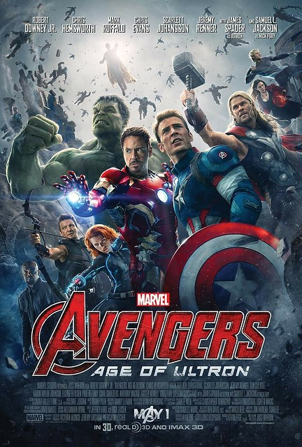 (2015) Avengers - Age of Ultron