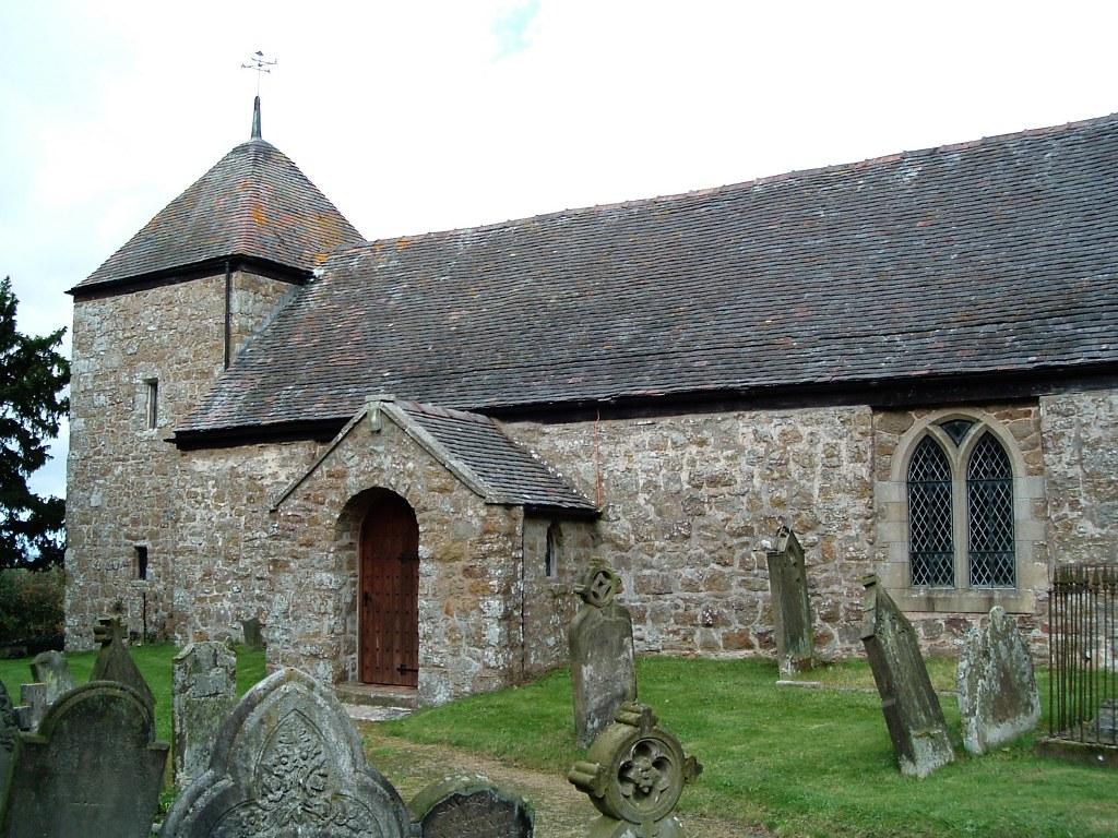 KENLEY, St John the Baptist, Shropshire