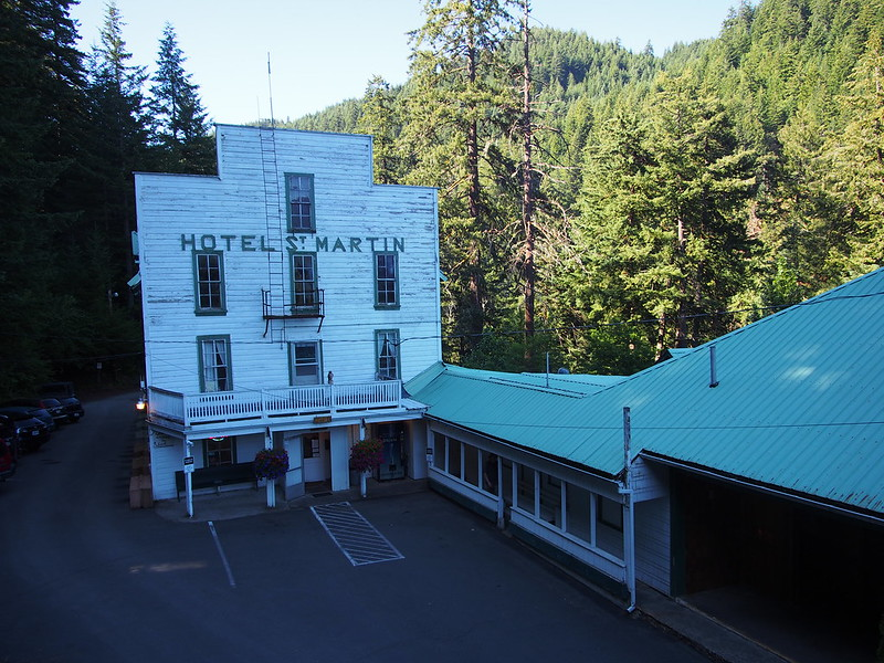 Hotel Saint Martin: Carson Hot Springs