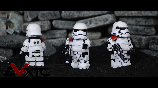 First Order Stormtrooper - Casted Set