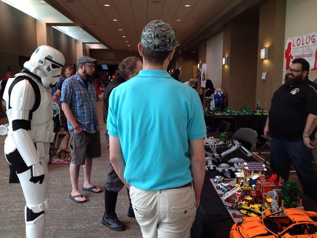 Omaha Comic Con (stormtrooper)