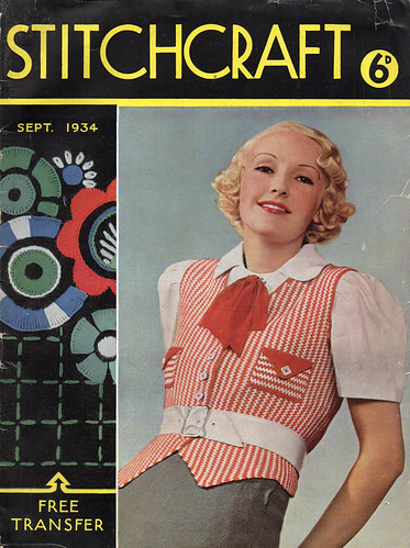 stitchcraft cover September 1934