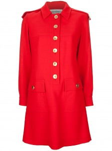 Yves-St-Laurent-Military-coat