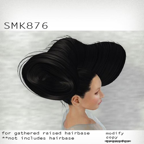 booN SMK876 hair