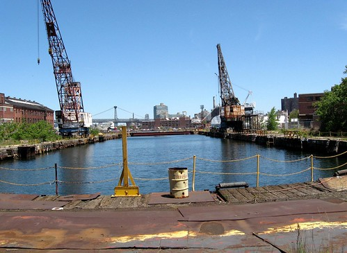Brooklyn Navy Yard Drydock