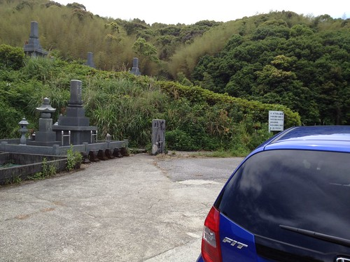 高知市 下秋山墓地へ by haruhiko_iyota
