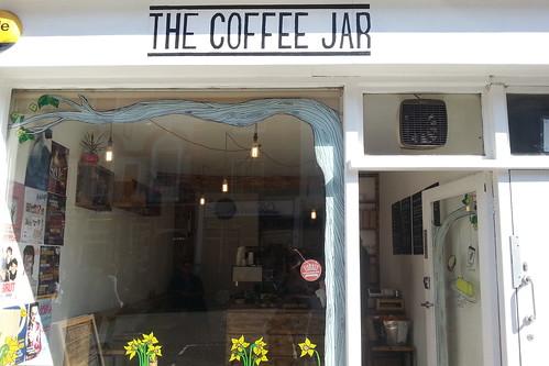 coffee jar camden