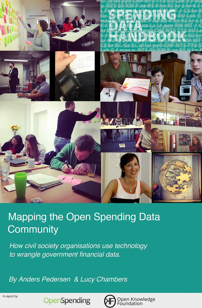Cover of Spending Data Report