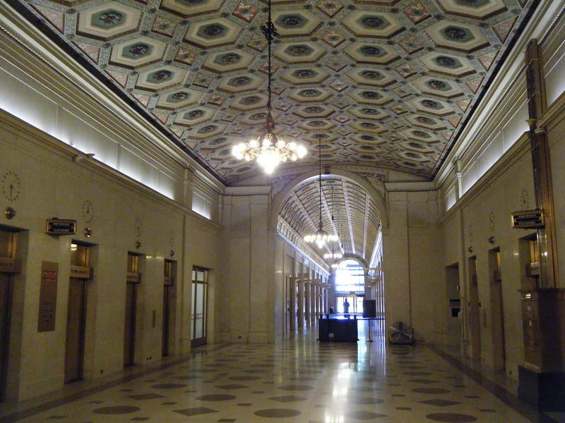 General Motors Building lobby