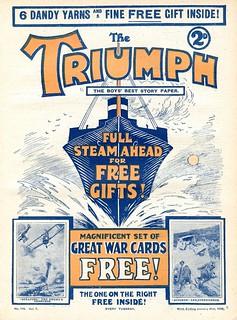 The Triumph 170 [January 21st, 1928]