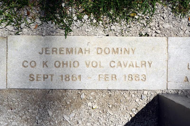 Dominy, Jeremiah