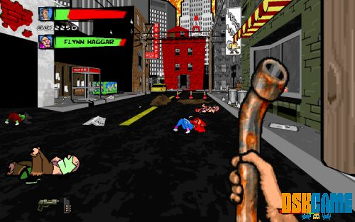 Action DooM 2: Urban Brawl 2