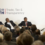 David Cameron: Prime Minister and African leaders at 'Open for Growth' G8 event