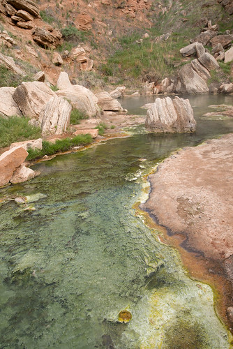 Thermopolis mineral hot spring