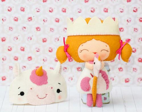 La princesa unicornio