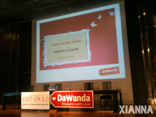 Dawanda evento EXIT-ON