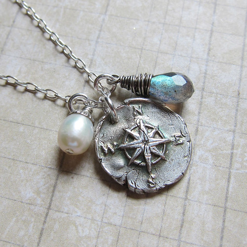 The Wayfarer Charm Necklace