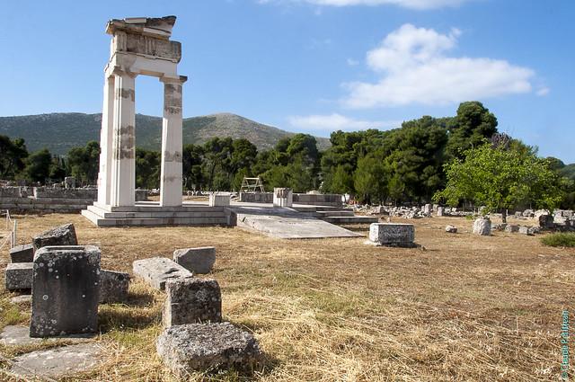 Sanctuaire d'Asclépios (18)