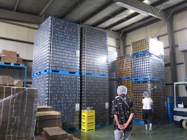 よなよなエール醸造所 ヤッホーブルーイング工場見学