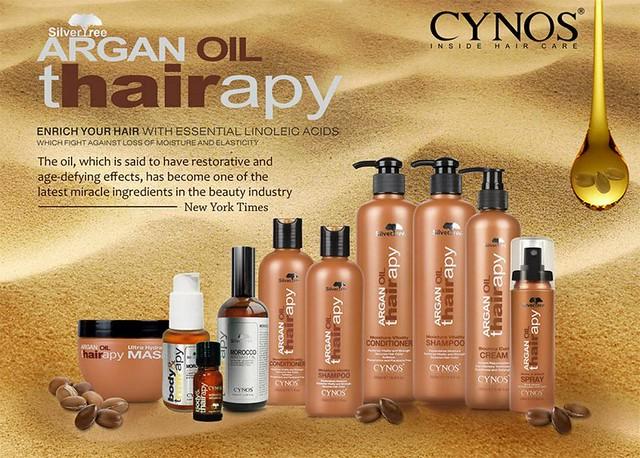 Cynos Argan Oil Thairapy