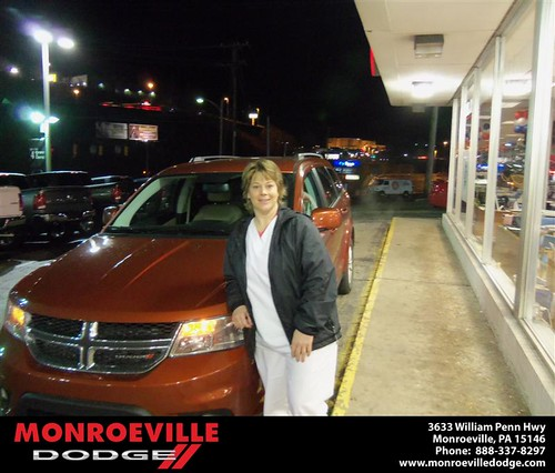 Happy Birthday to Renee Sero  from Obodai Eldred and everyone at Monroeville Dodge! by Monroeville Dodge