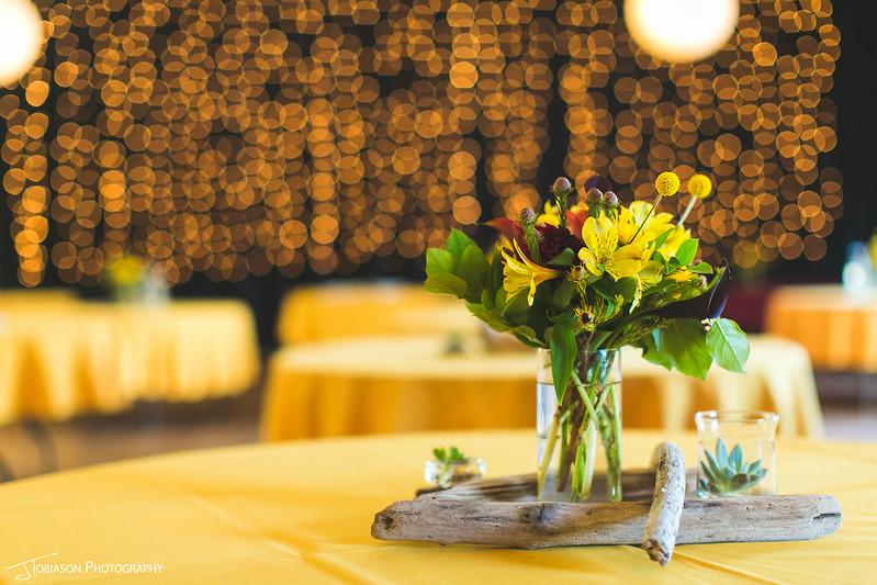 Wedding flowers Orcas Island