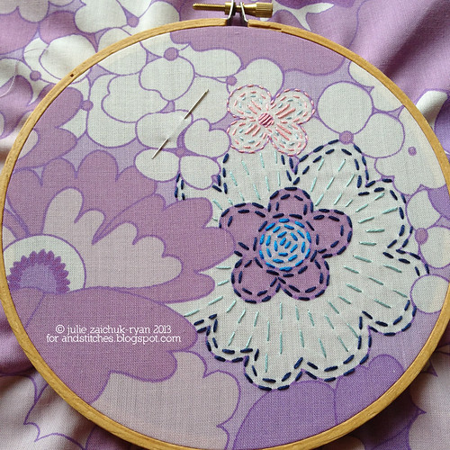 One-Stitch Challenge - join me!